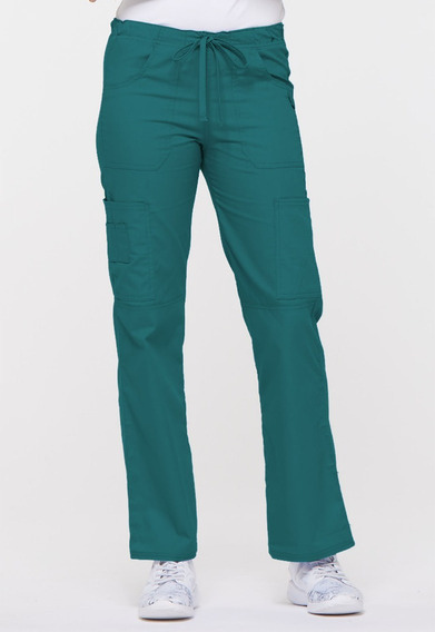 Pantalon Dickies Eds Color Teal Mod 85100 Mujer
