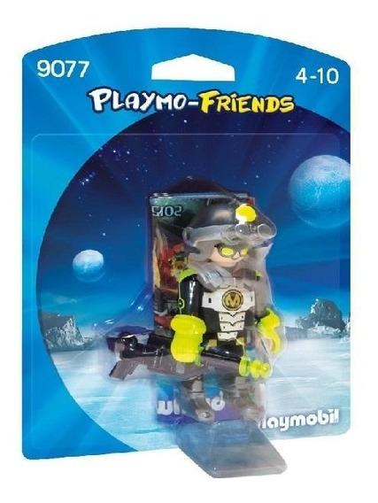 Playmobil 9077 Plamyo Future Agent