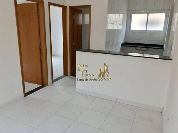 Casa De Condomínio À Venda, Vila Sônia, Praia Grande - Ca0059. - Ca0059