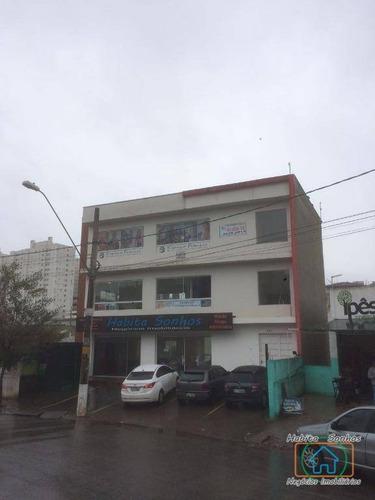 Prédio Comercial À Venda, Portais (polvilho), Cajamar. - Pr0001