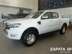 Ford Ranger 2.5 Xlt Gasolina Doble Cabina 4x4 Tm 2019