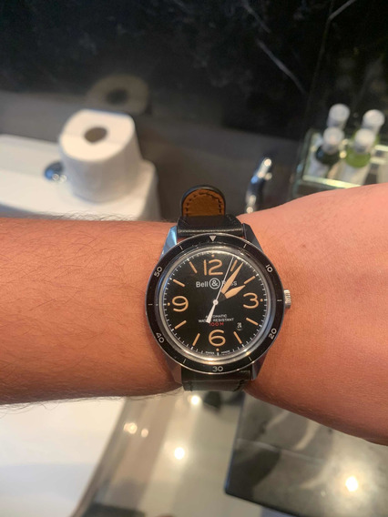 Relógio Bell & Ross 50 Anos
