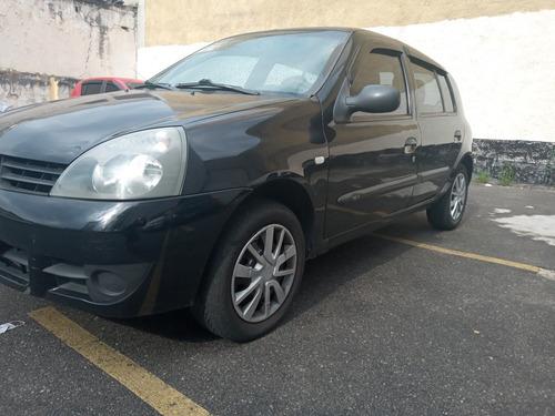 Renault Clio 2008 1.0 16v Authentique Hi-flex 5p