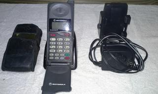 Antigo Telefone Celular Motorola Modelo Microtac 650