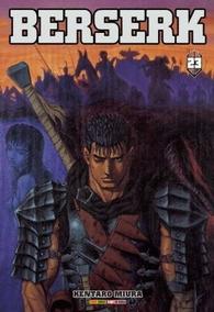 Mangá Berserk Edição Especial - Volume 23 Lacrado Panini