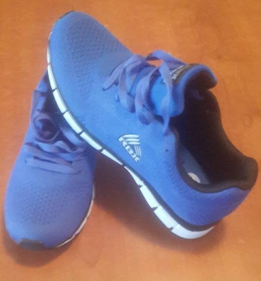 Zapatos Deportivos Rbx Azul Talla 40