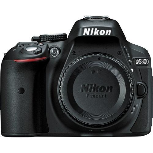 Câmera Digital Nikon Dslr D5300 24.2 Mp (apenas Corpo)