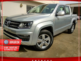 0km ! Volkswagen Amarok 2.0 Cd Tdi 180cv Highline At 0k