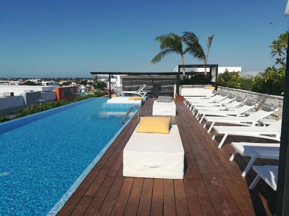 Playa Del Carmen - Espectacular Departamento/condominio