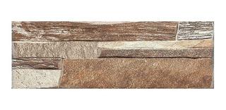 Revestimiento Simil Piedra Pared X Caja Antracita Cuotas