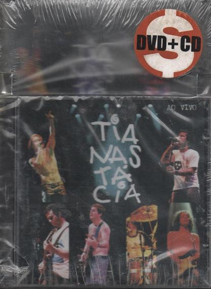 Dvd + Cd Tianastácia 2005 Ao Vivo Emi Lacrado