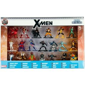 Metals Die Cast - Nano Metalfigs - X-men 20 Pack