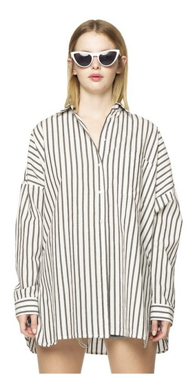 Camisa Hank Casual Mujer Complot