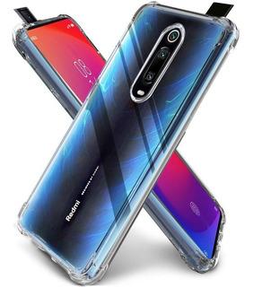 Capa Silicone Tpu Borda Anti Queda Xiaomi Redmi Mi 9t/ K20