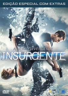 Dvd - Insurgente - Original