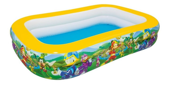 Piscina Inflable Bestway Mickey - 2.62mx1.75m