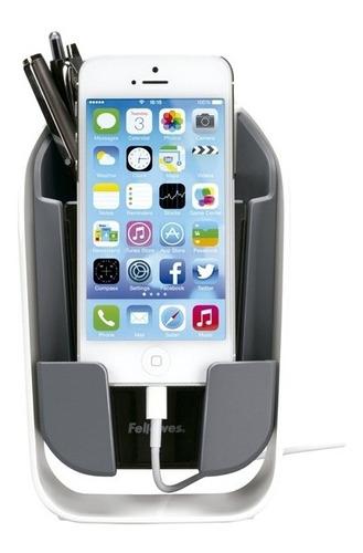 Organizador Fellowes De Escritorio Para Smartphones I-spire