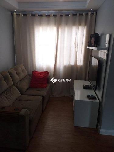 Imagem 1 de 30 de Apartamento Com 2 Dormitórios À Venda, 62 M² - Parque São Lourenço - Indaiatuba/sp - Ap1214