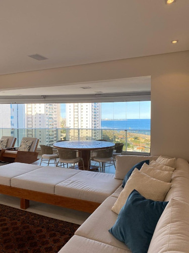 Apartamento, Alto Padrão, 3 Suítes, Vista Mar, Decorado - Hemisphere 360 - 937