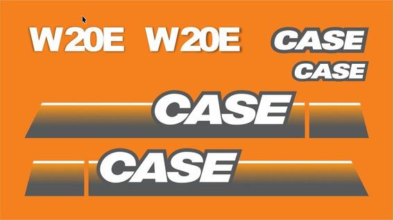 Faixa Adesivo Case W20e