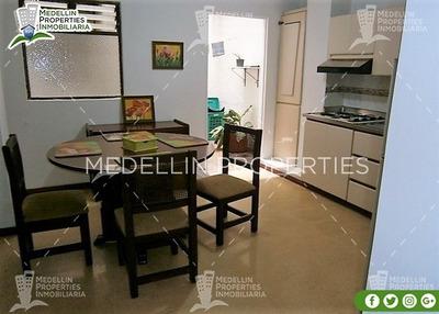 Arrendamientos De Apartamentos En Medellín Cód: 4634