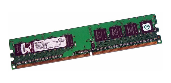 Memoria Kingston Desktop 512mb Ddr2