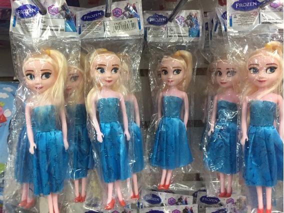 Barbies Frozen Muñecas Niñas Regalo Juguete