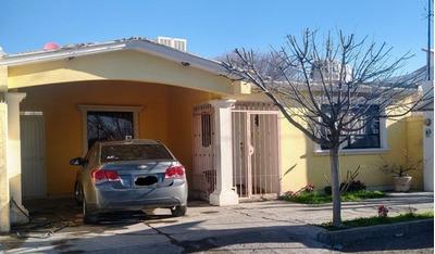 Bonita Casa En Venta En Fracc. Los Angeles