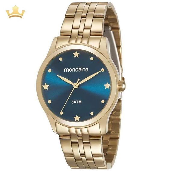 Relógio Mondaine Feminino 78744lpmvda1 Com Nf