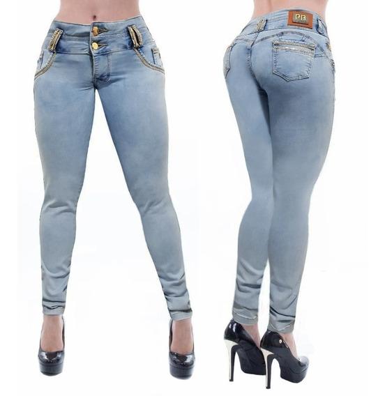 Calça Pitbull Pit Bull Jeans Feminina Levanta Bumbum Oferta