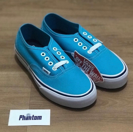 Vans Authentic N°38 (azul Bebe)