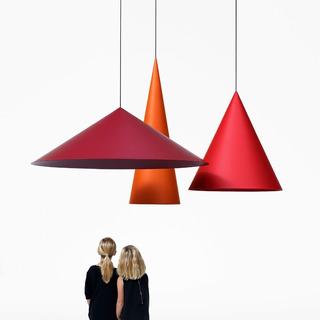 Lámpara De Suspensión Diseño De Gran Formato Extra Large S3