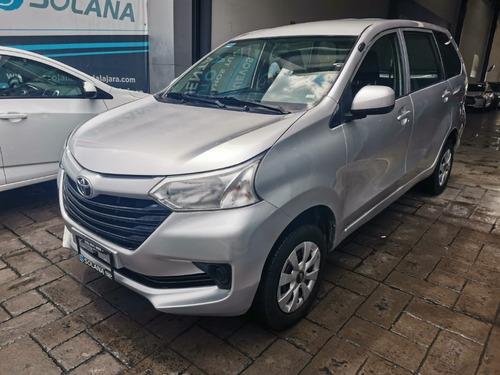 Imagen 1 de 14 de Toyota Avanza Cargo