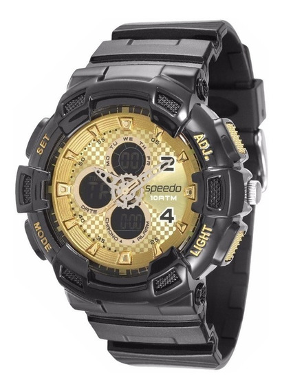 Relógio Speedo Masculino 65075g0evnp3 C/ Garantia E Nf
