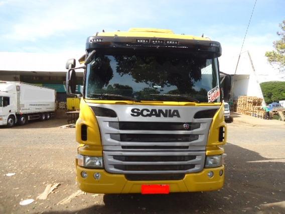 Scania P 310 8x2 Bitruck 2012/2012 (vt)