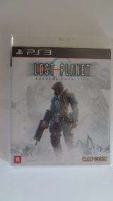 Lost Planet Ps3 - Mídia Física - Novo E Lacrado