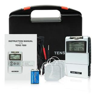 Electroestimulador Tens 7000 2gen Gestión Dolor Kit Rehab