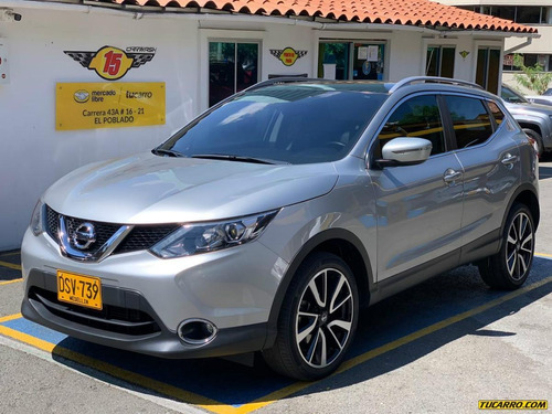 Nissan Qashqai Exclusive At 2000 4x4