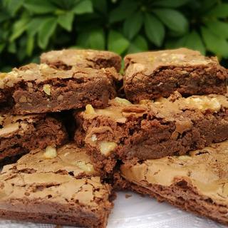 Brownie Cuadrados