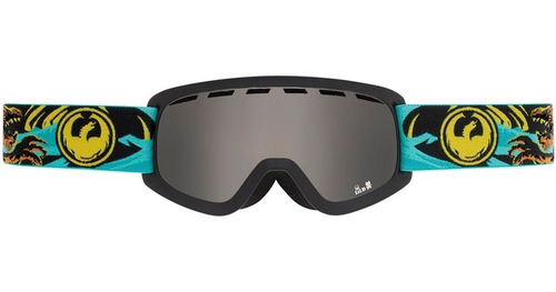 Antiparras Ski Snowboard Niños / Dragon Lil-d Akhlut + Funda