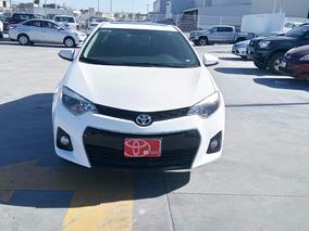 Toyota Corolla S Tm 2015