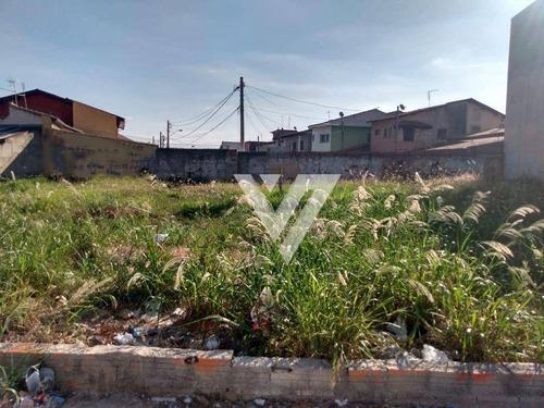 Imagem 1 de 3 de Terreno À Venda, 250 M² - Wanel Ville - Sorocaba/sp - Te1419