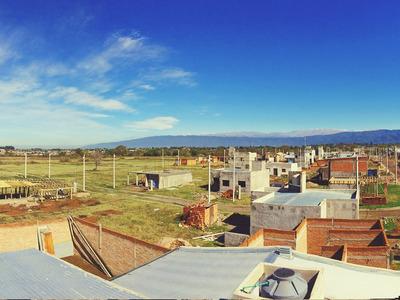 Terreno 10x25 C/agua, Luz Y Gas En Loma Alta