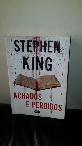 Livro - Achados E Perdidos (stephen King)