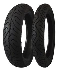Par Pneu 130 70 17 + 110 70 17 Fazer Twister Next 250 Cb 300