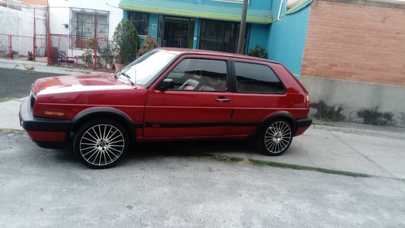 Vw Golf 1991. En Impecables Condiciones