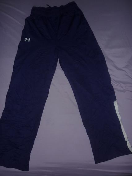 E Pantalon Jogging Under Armour Frizado Talle M Art 24811