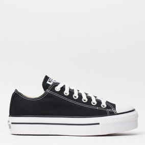 Tênis Feminino Converse Lona All Star Plataforma Ft Original