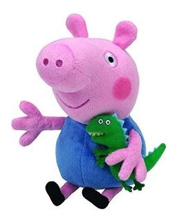 Peluche Llavero George Peppa Pig (11 Cm) A1486