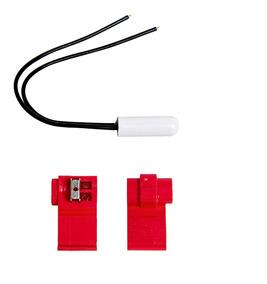 Kit Sensor De Temperatura Original 25mm 2,7 Ohms W10531315